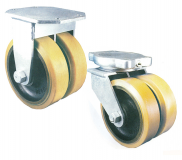Extra Heavy Duty 2ST & 2FT Series Castors