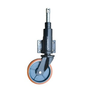 RJA Series Heavy Duty Jacking Castors