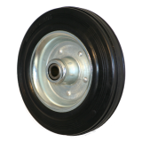 Wheels BSB Series Rubber Tyre Metal Centre