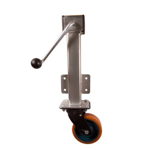 JCHS Series Jacking Castor with Wind Up Handle