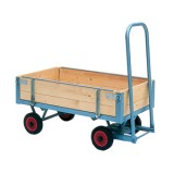 Platform Trolleys with Hinged Sides T1004 - T1034