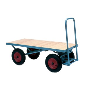 Platform Trolleys Medium Duty 4 Wheelers T1091