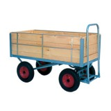 Platform Trolleys Medium Duty 4 Wheeler      T1093 - T1103