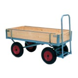 Platform Trolleys Medium Duty 4 Wheelers T1094 - T1104