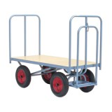 Platform Trolleys Medium Duty 4 Wheelers T1095 - T1105