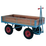 Platform Trolleys Heavy duty  4 Wheelers T1112  - T1122 - T1132