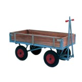 Platform Trolleys Heavy Duty 4 Wheelers T1114 - T1124 - T1134