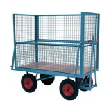 Platform Trolley Heavy Duty 4 Wheelers T1115 - T1125 - T1135