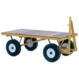 Platform Trolley Heavy Duty 4 Wheelers T1141 - T1142