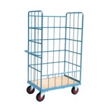 Warehouse Cage Trolley T2081 - T2082