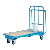 Platform Trolley Sprung Loaded T290