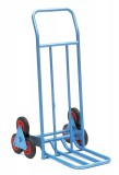 Stair Climbing Trolley with a Hinged Foot T386