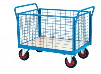 Firm Loading Trolleys T4244 - T4264