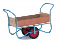 Horticultural Trolley T62 with slide in sides
