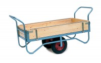Balance Trolleys  T9114 - T9124 - T9134 with Hinged sides