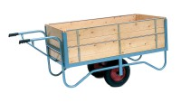 Balance Trolleys T9313 - T9323 - T9333  with 2 piece slide in sides