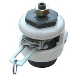 Specialist Castors Series Footmaster Multifunctional Levelling Castors Ratchet Operation