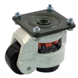Specialist Castor Series Footmaster Multifunctional Levelling Castors Hand Wheel Operation