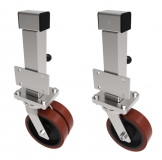 JCHSHD Series Extra Heavy Duty Jacking Castors