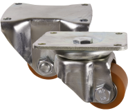 Specialist Castors Low Level Range