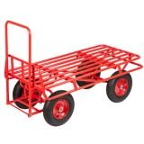 Platform Trolley Medium Duty 4 Wheelers T1090