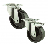 Specialist Castors High Temperature Range Medium Duty Castors