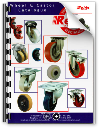 Reids of Nottingham Wheels Catalogue