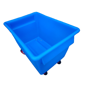 Container Laundry Trolley T420sp Reids Castors
