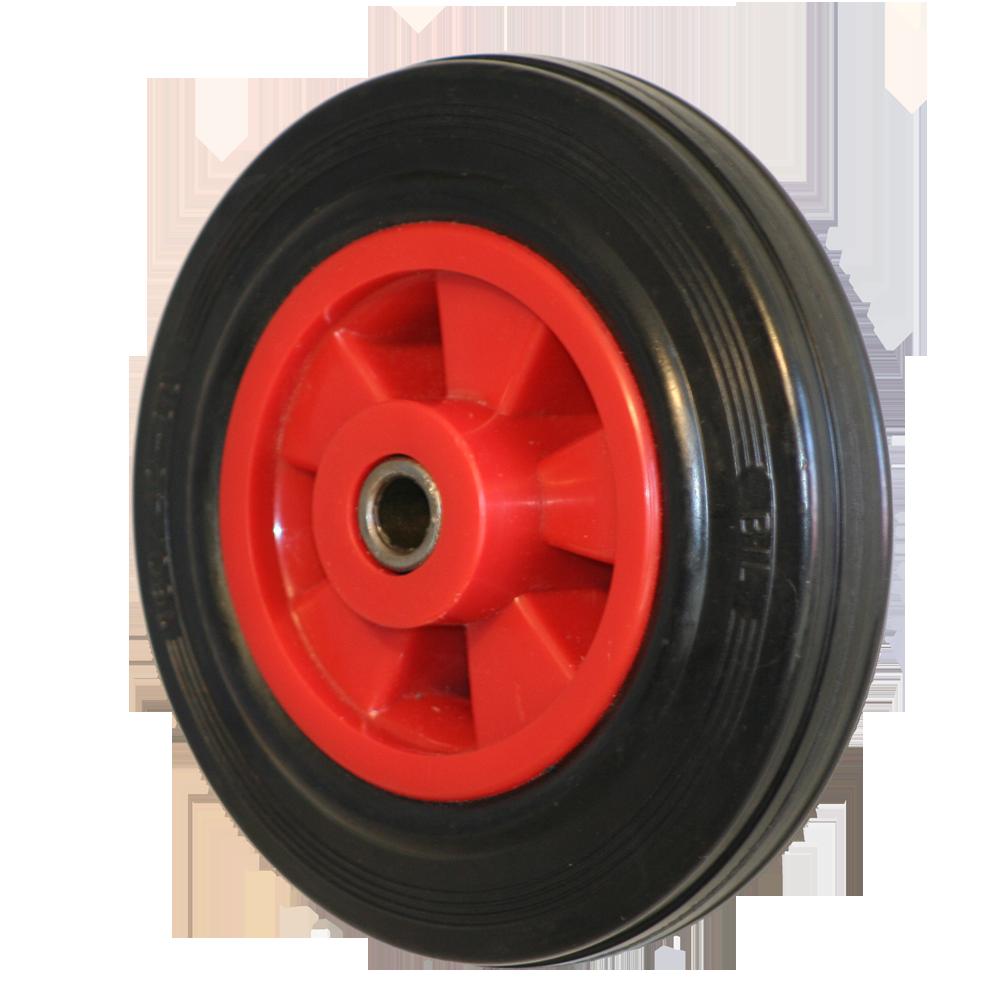 Wheels Wps Series Rubber Wheels Reids Castors